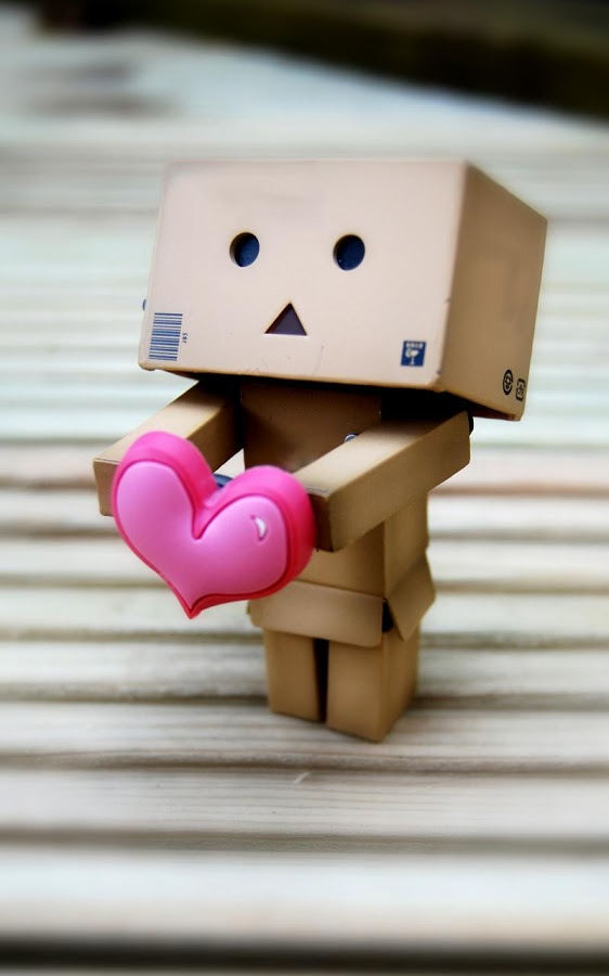 Amazing Danbo Pictures & Backgrounds