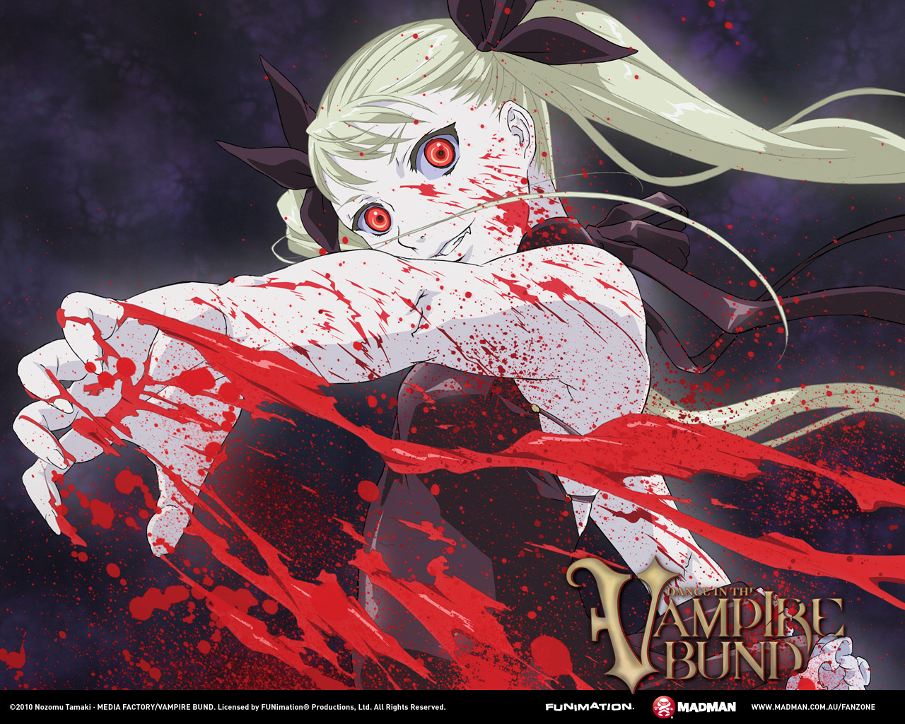 Dance In The Vampire Bund Backgrounds, Compatible - PC, Mobile, Gadgets| 1280x1024 px