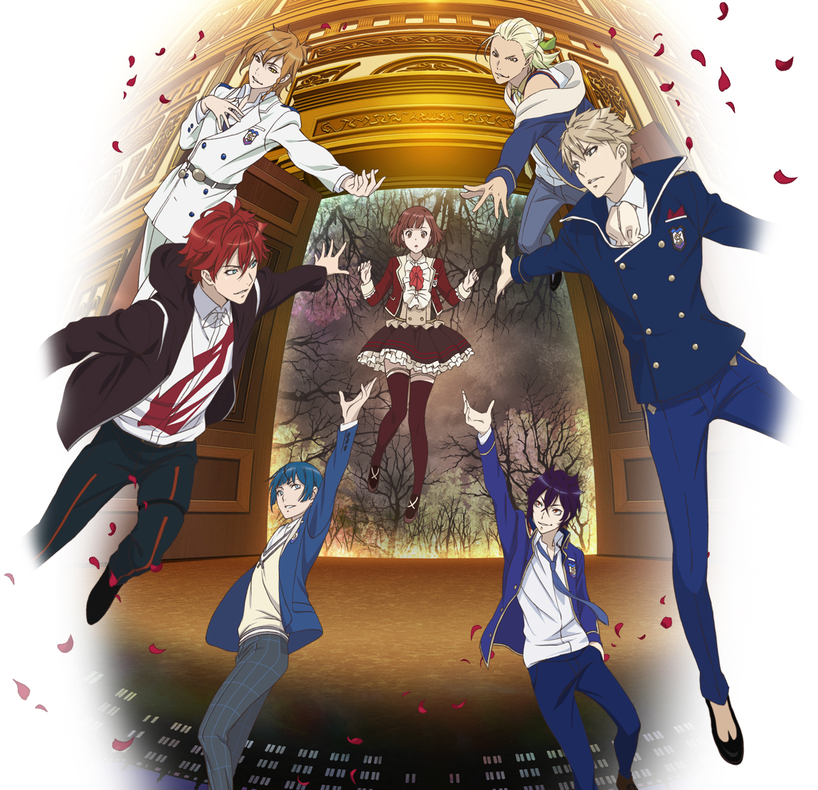 HQ Dance With Devils Wallpapers | File 978.02Kb