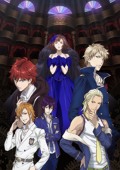 Dance With Devils Backgrounds on Wallpapers Vista