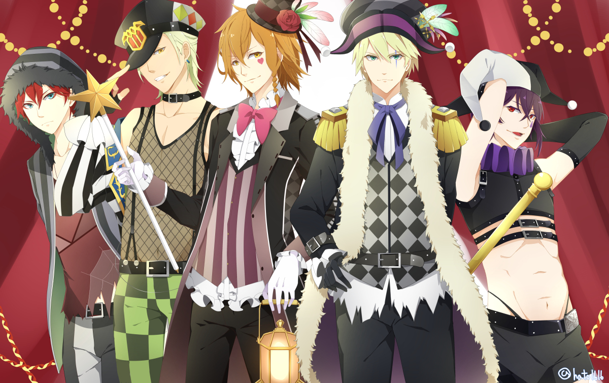 Nice wallpapers Dance With Devils 1200x754px