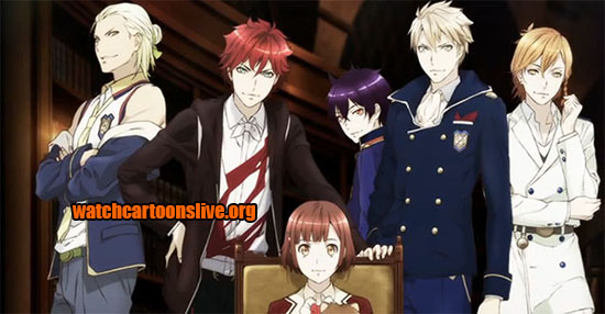 HD Quality Wallpaper | Collection: Anime, 550x286 Dance With Devils