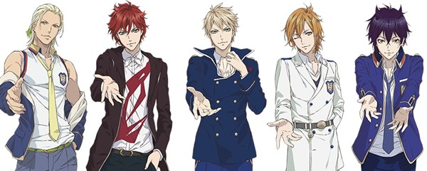 Images of Dance With Devils | 600x240