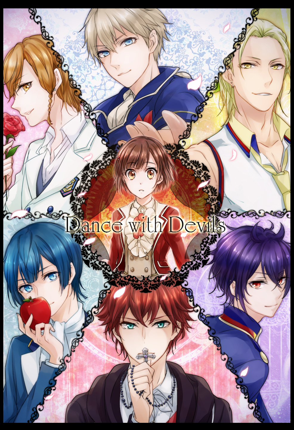 Dance With Devils Pics, Anime Collection