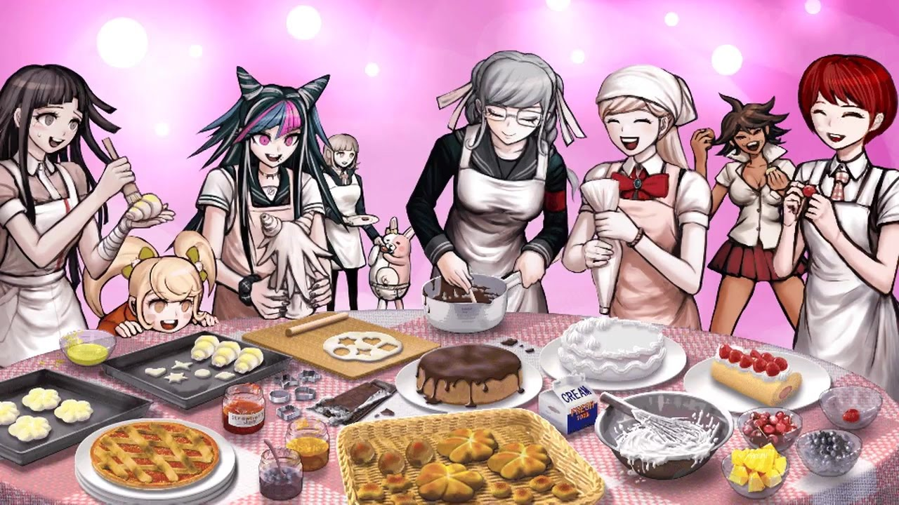 Danganronpa 2 wallpapers, Anime, HQ Danganronpa 2 pictures | 4K