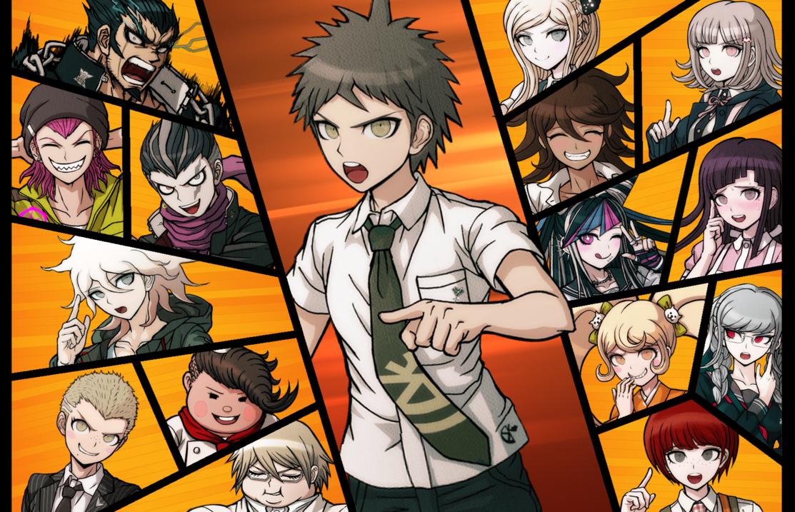 HD Quality Wallpaper | Collection: Anime, 1113x717 Danganronpa 2