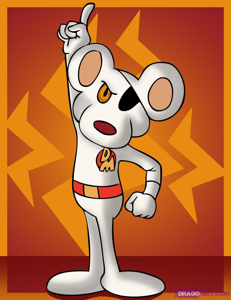 Danger Mouse Wallpapers Cartoon HQ Danger Mouse Pictures