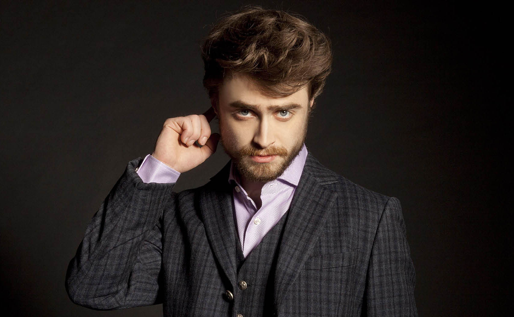 HD Quality Wallpaper | Collection: Celebrity, 1696x1048 Daniel Radcliffe