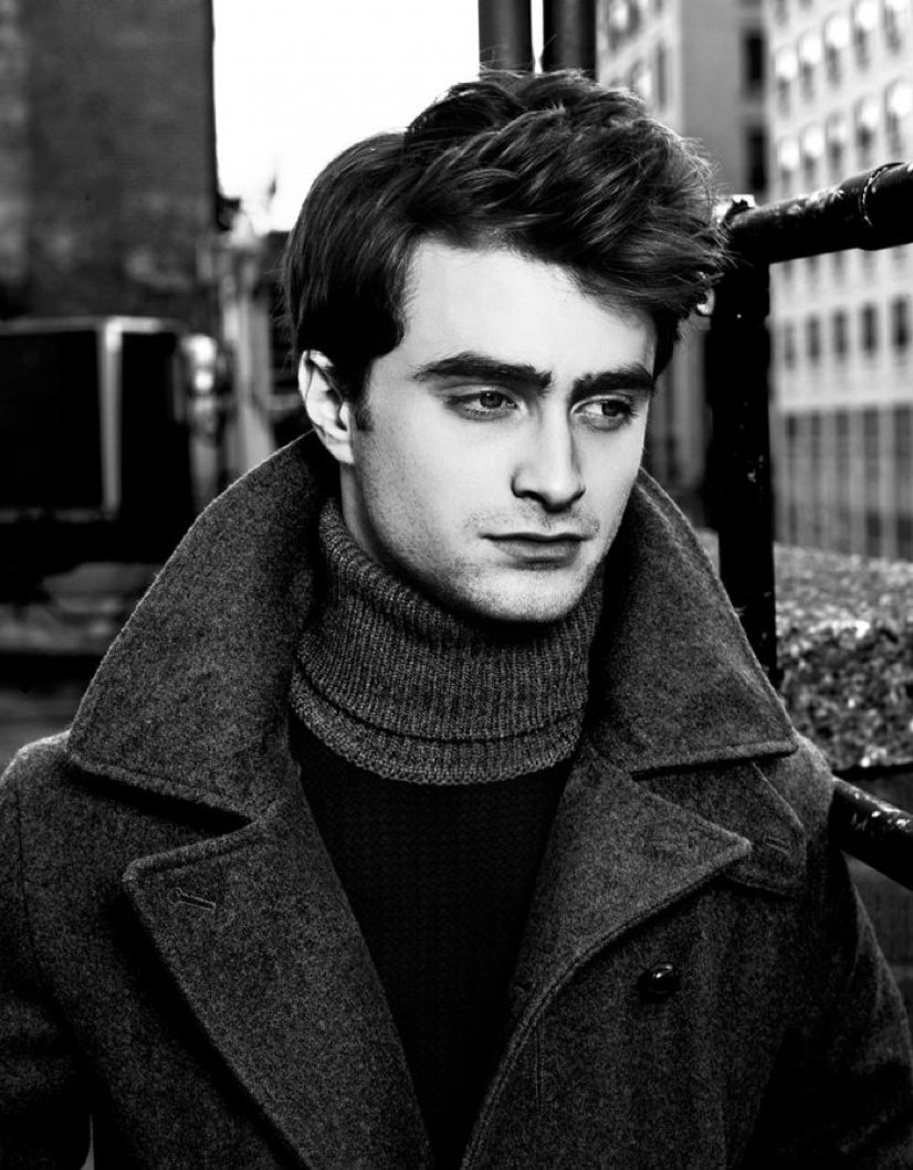 Nice wallpapers Daniel Radcliffe 826x1059px