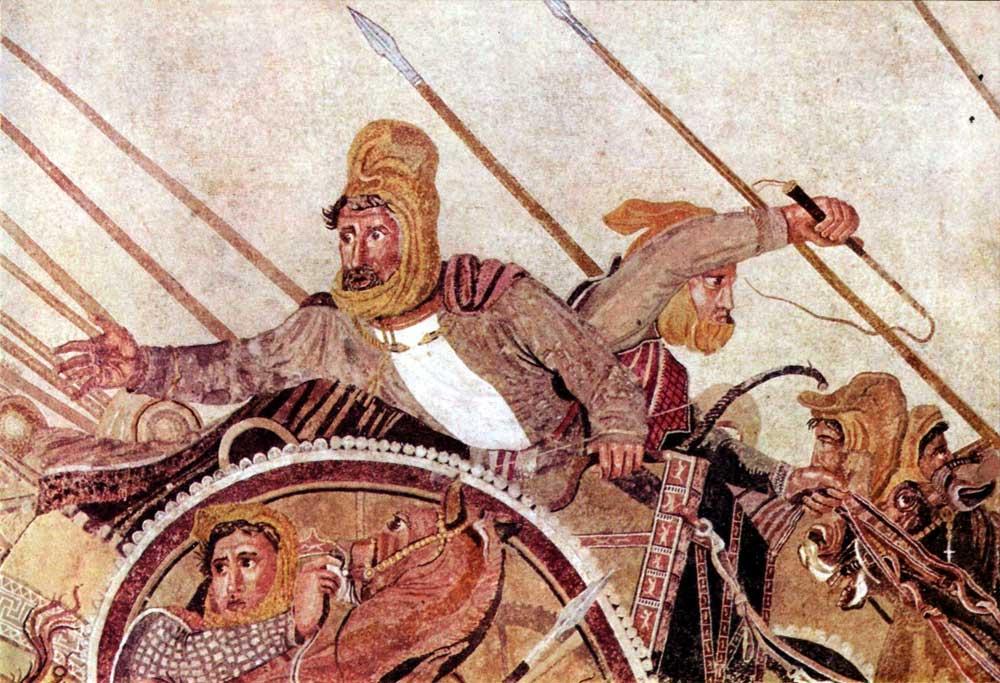 Nice wallpapers Darius Iii 1000x683px