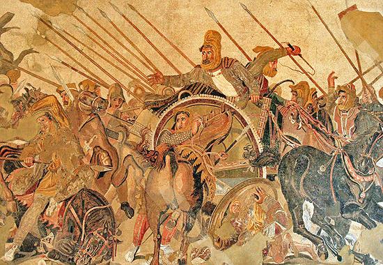Amazing Darius Iii Pictures & Backgrounds