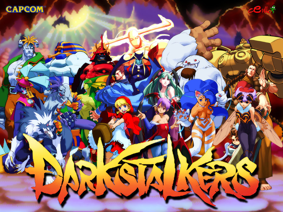 Dark Stalkers Backgrounds, Compatible - PC, Mobile, Gadgets| 900x675 px