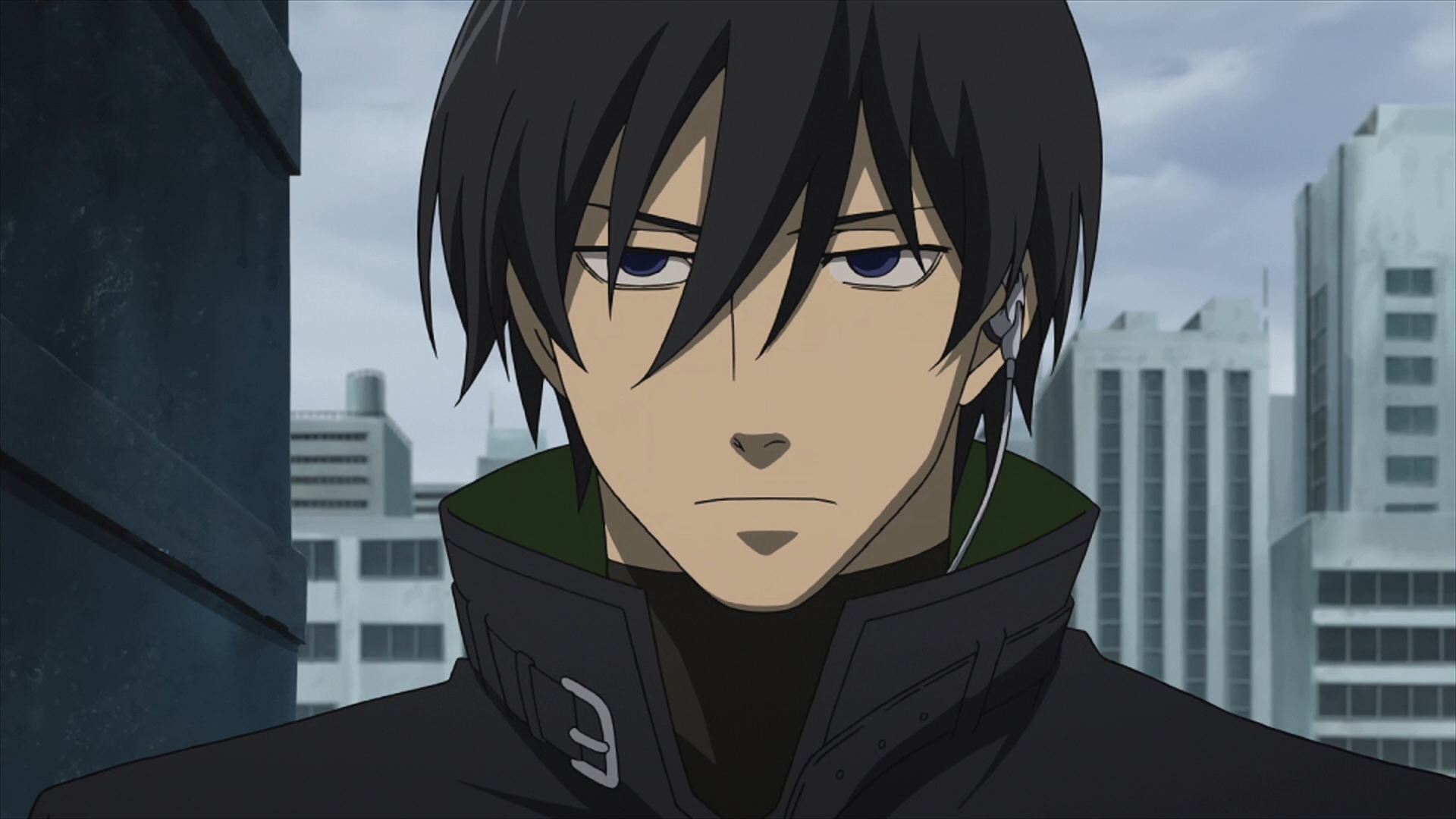 Darker than black character gallery — pic 11
