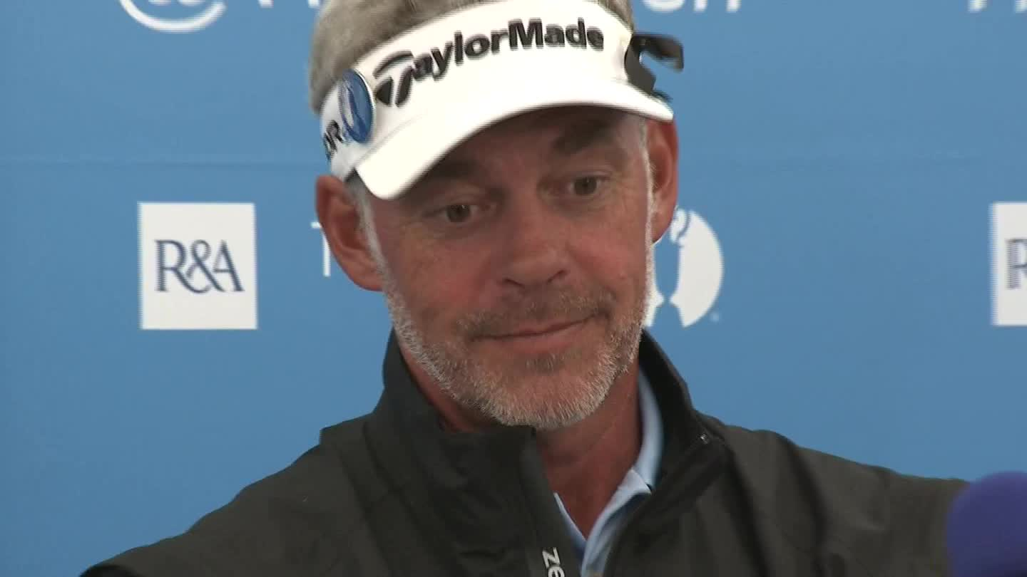 Darren Clarke Backgrounds, Compatible - PC, Mobile, Gadgets| 1440x810 px