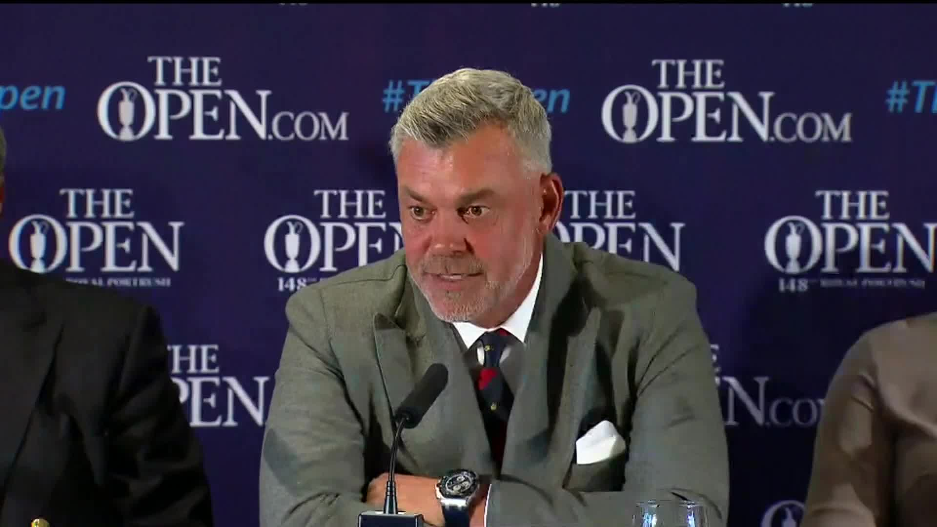 Darren Clarke Pics, Sports Collection