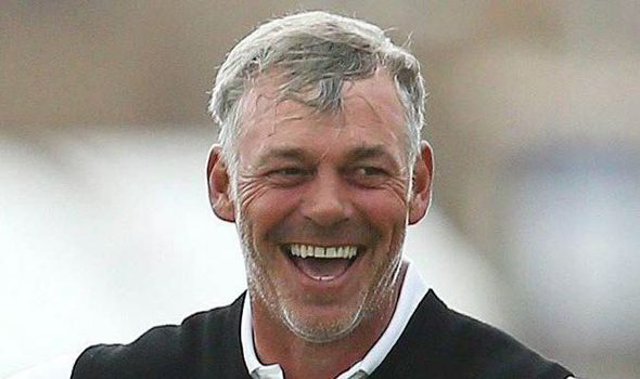 HD Quality Wallpaper | Collection: Sports, 590x350 Darren Clarke