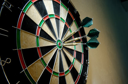 Nice Images Collection: Darts Desktop Wallpapers