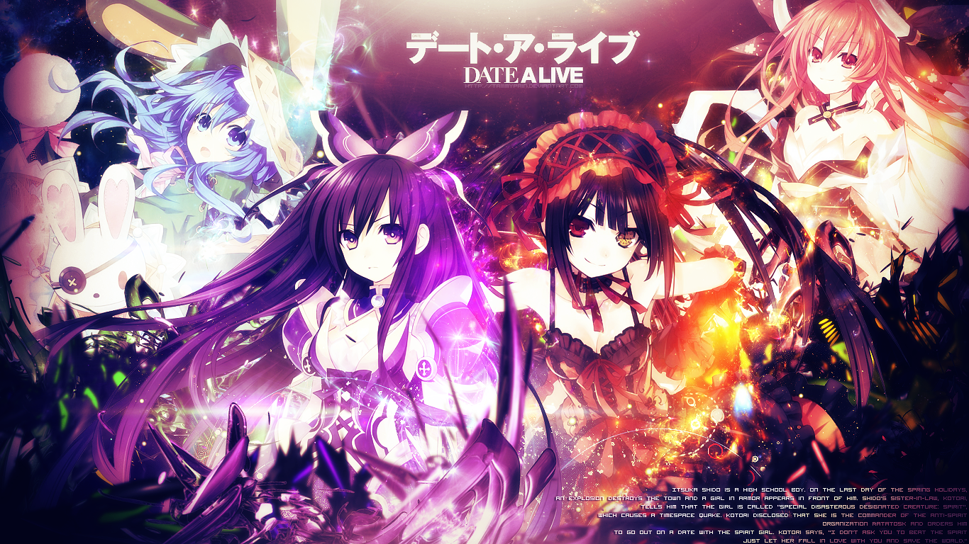 Amazing Date A Live Pictures & Backgrounds