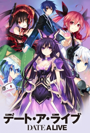 Images of Date A Live | 300x442