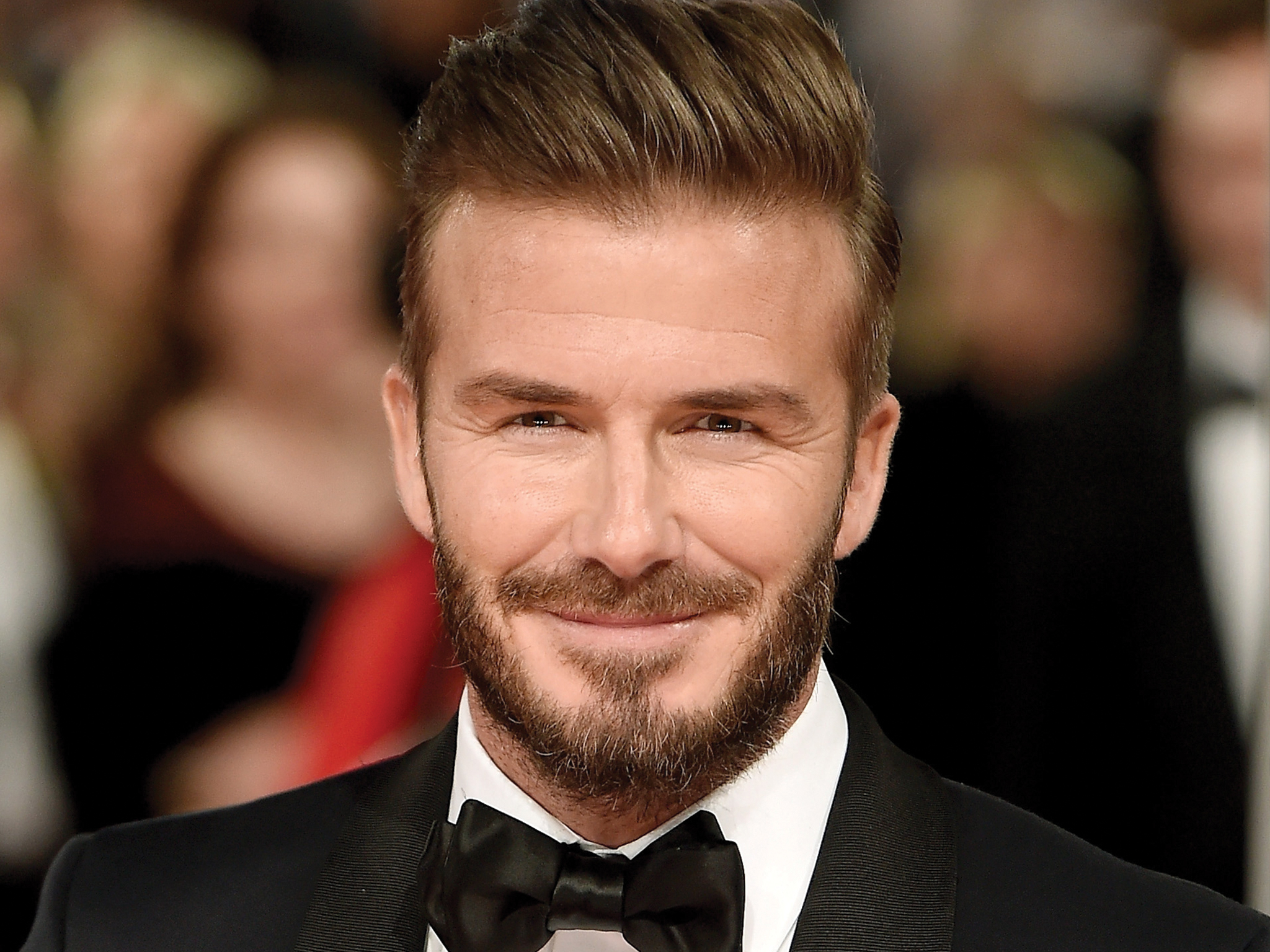 Nice Images Collection: David Beckham Desktop Wallpapers