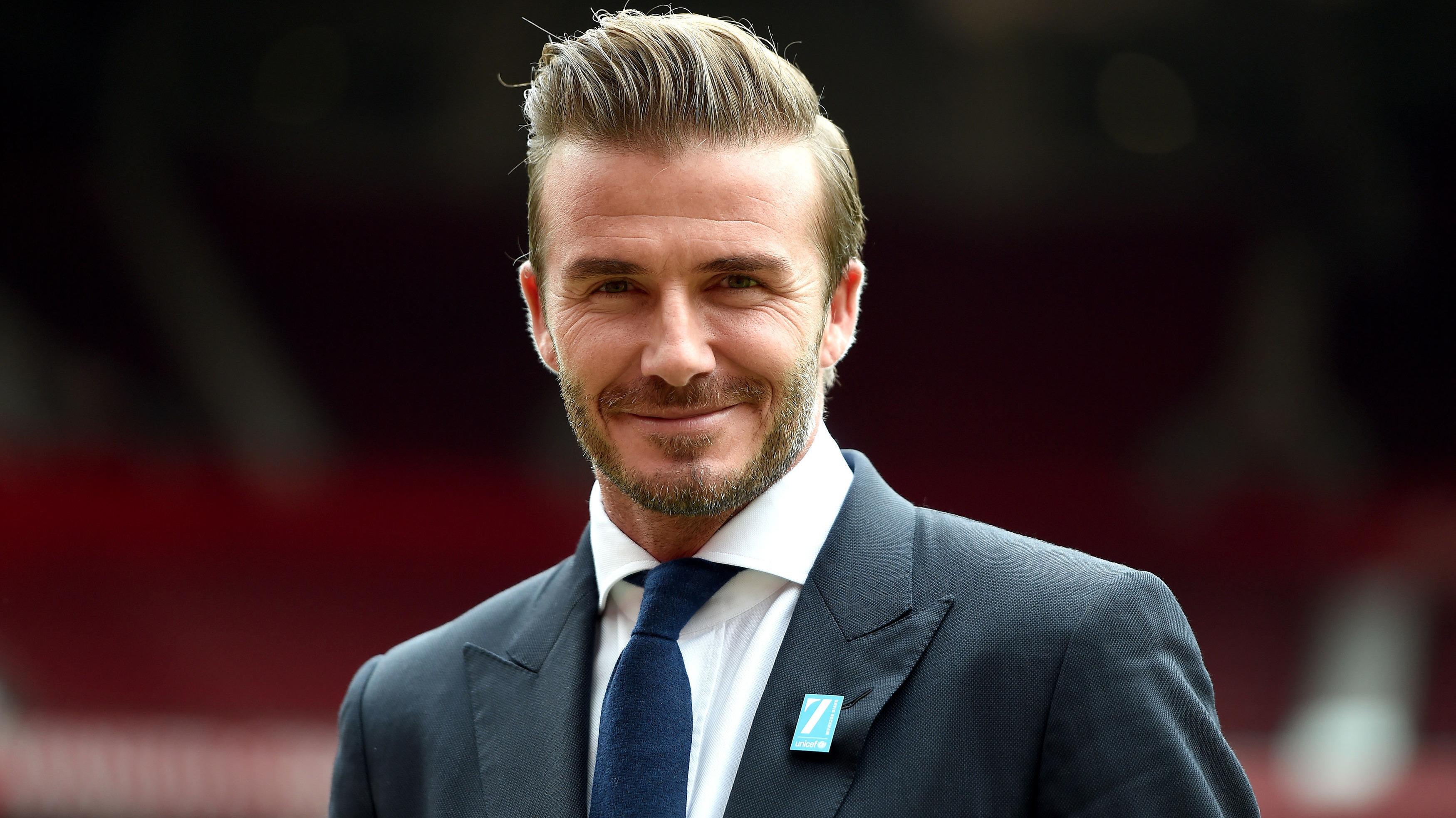Most Viewed David Beckham Wallpapers