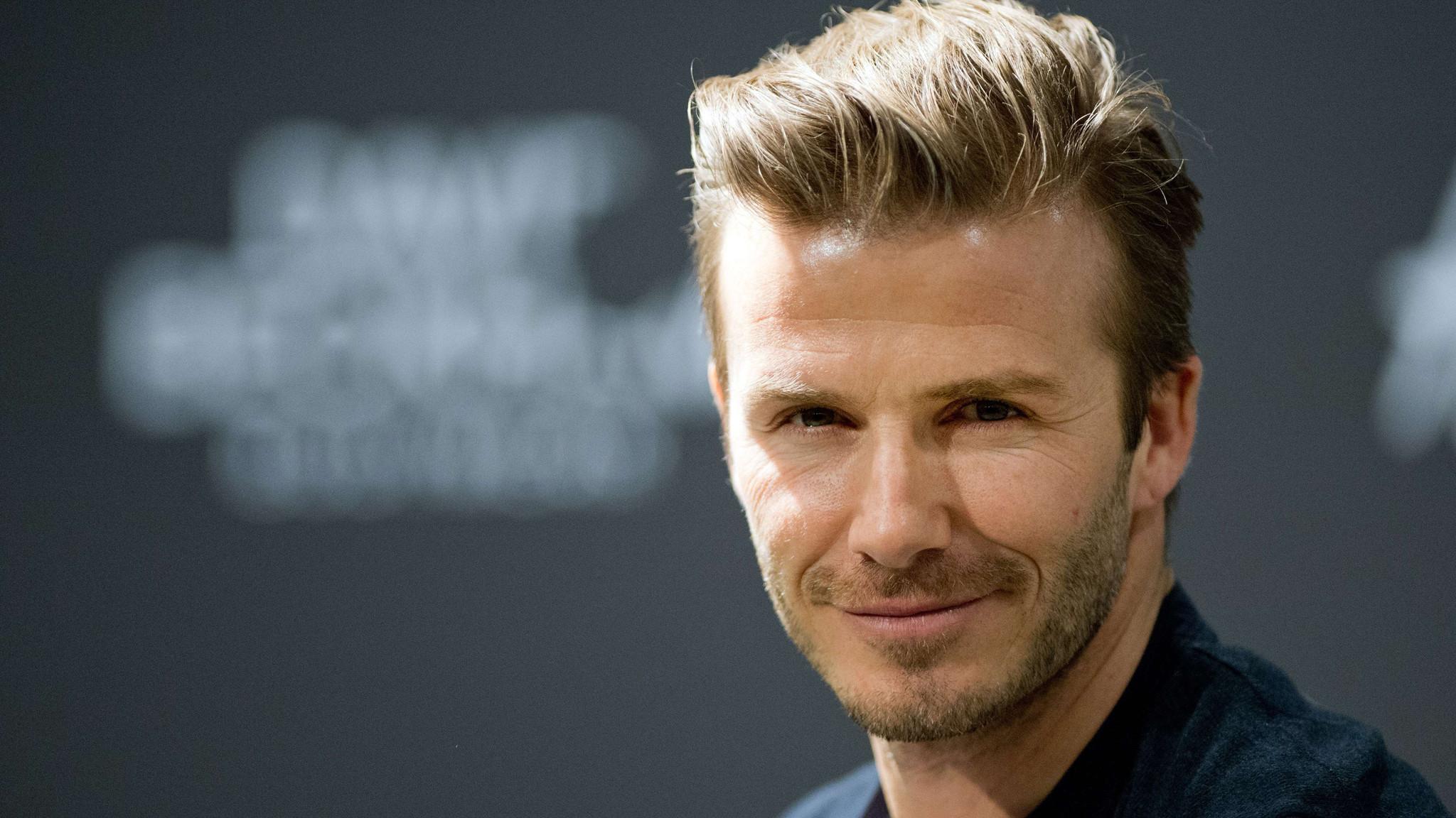 Nice wallpapers David Beckham 2048x1152px