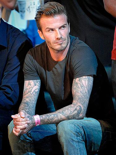 High Resolution Wallpaper   David Beckham 375x500 px