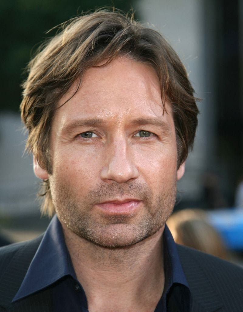David Duchovny Pics, Celebrity Collection