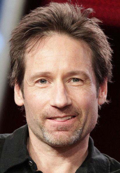 Nice Images Collection: David Duchovny Desktop Wallpapers