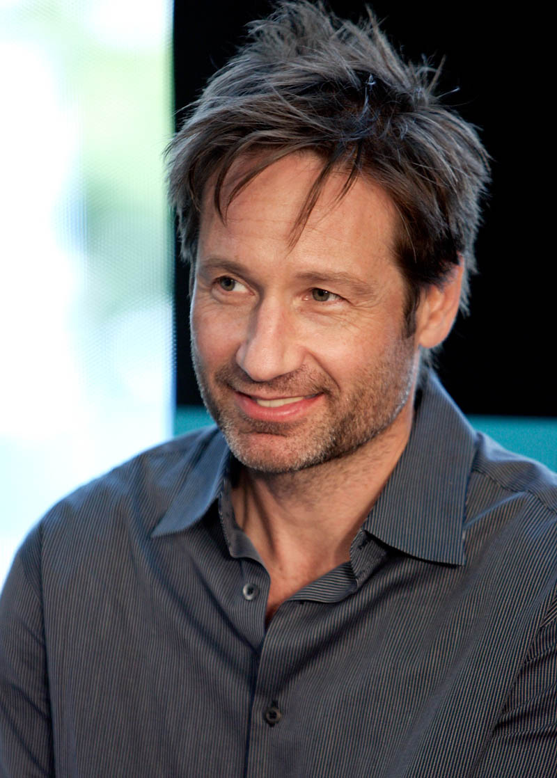 HQ David Duchovny Wallpapers | File 155.61Kb