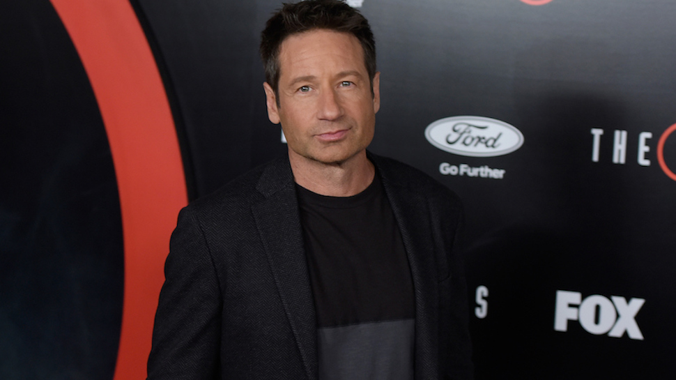 Nice wallpapers David Duchovny 970x545px