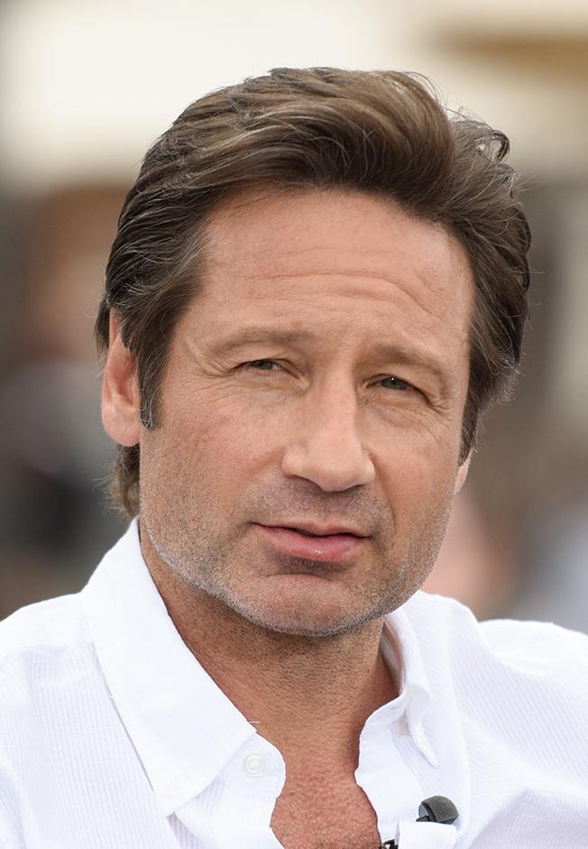 Nice wallpapers David Duchovny 652x941px