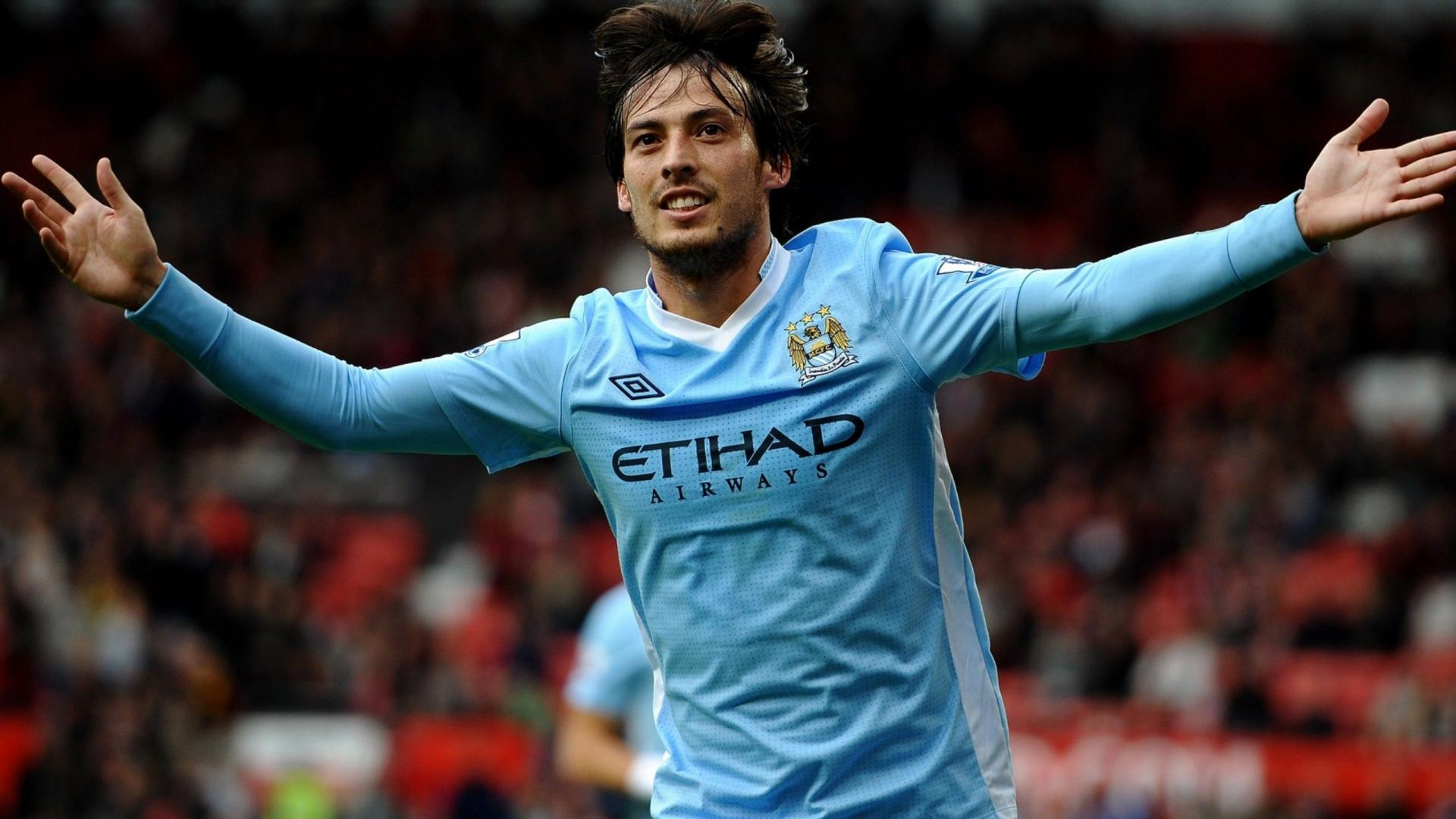 David Silva Backgrounds, Compatible - PC, Mobile, Gadgets| 1920x1080 px