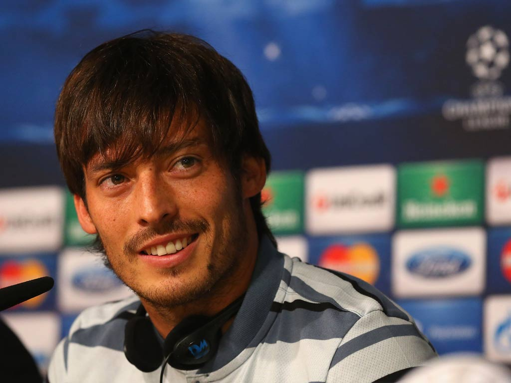 Images of David Silva | 1024x768