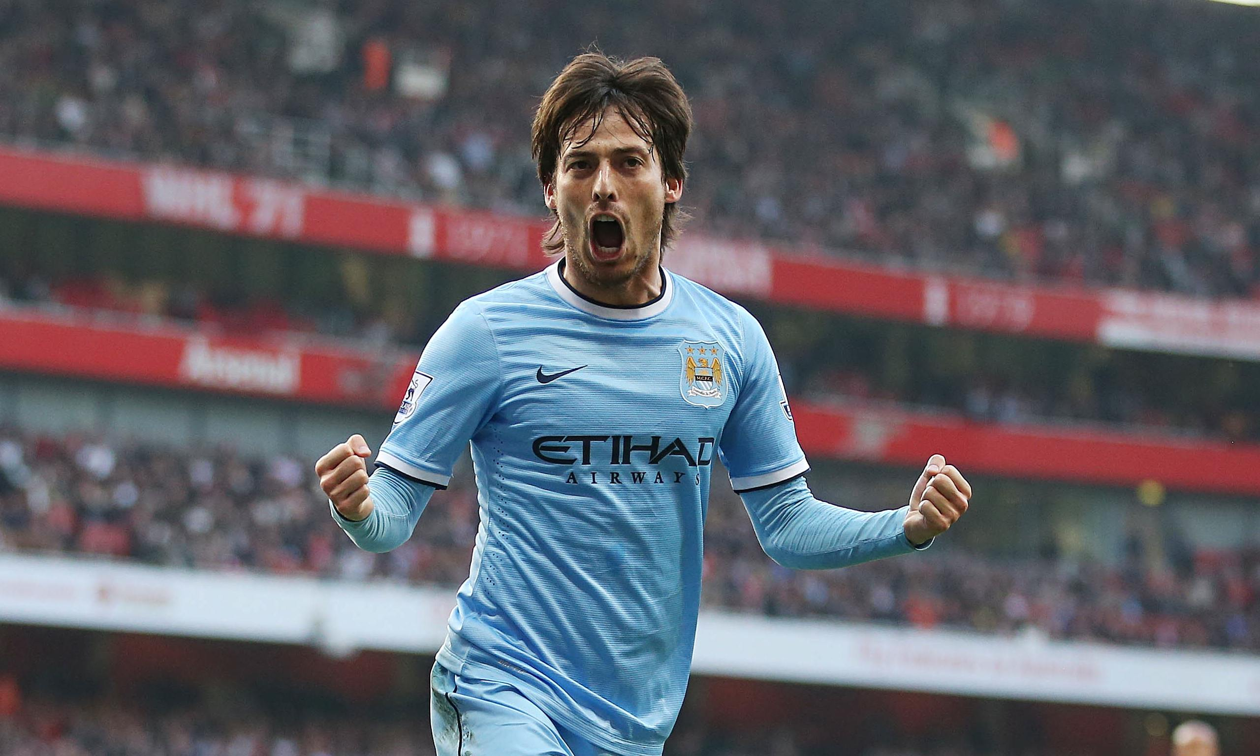 David Silva Backgrounds on Wallpapers Vista