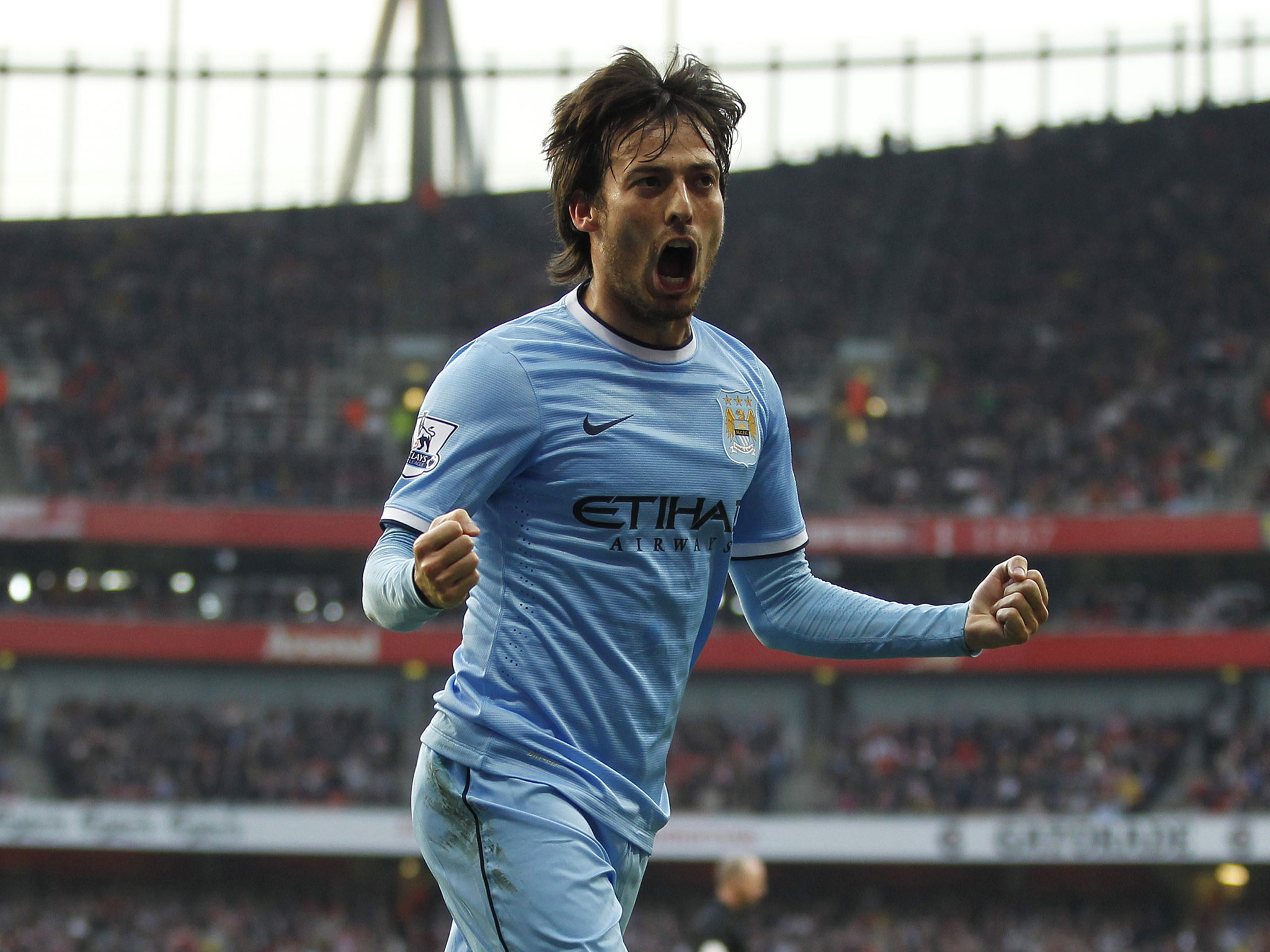 Amazing David Silva Pictures & Backgrounds