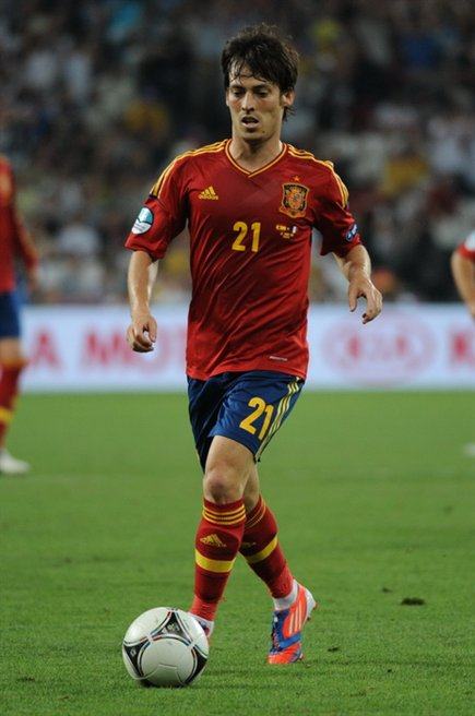 David Silva Backgrounds, Compatible - PC, Mobile, Gadgets| 435x656 px