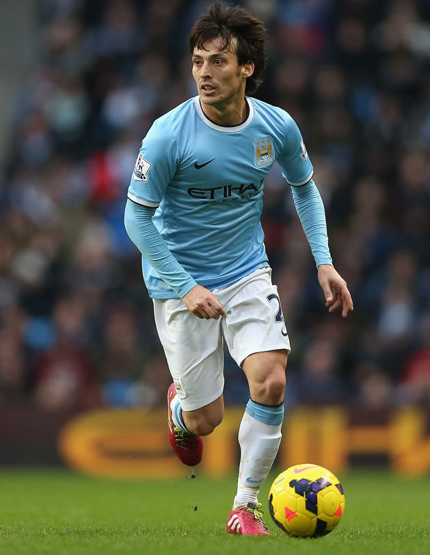 High Resolution Wallpaper | David Silva 620x800 px