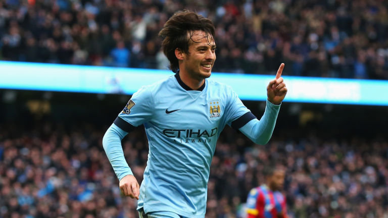 768x432 > David Silva Wallpapers