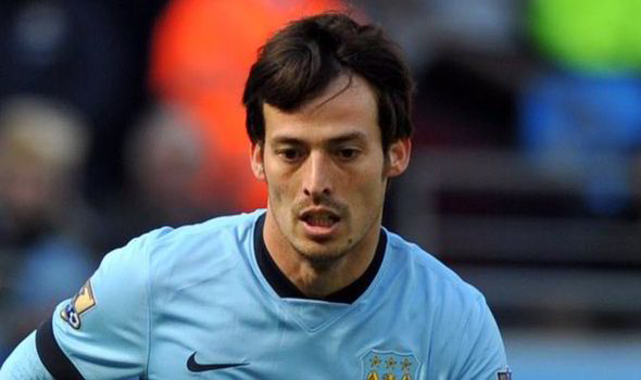 Images of David Silva | 590x350