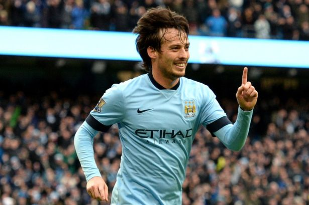 Images of David Silva | 615x409