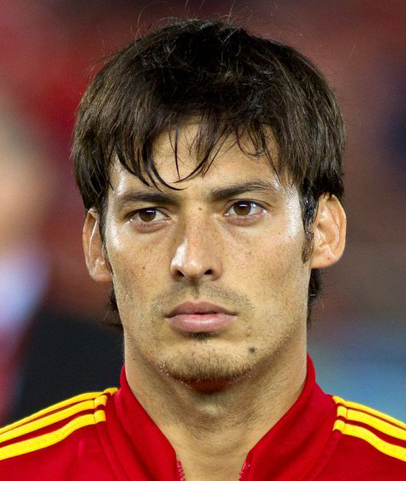 Nice wallpapers David Silva 590x700px