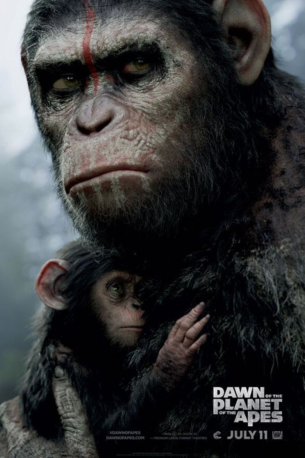Dawn Of The Planet Of The Apes Wallpapers Movie Hq Dawn Of The