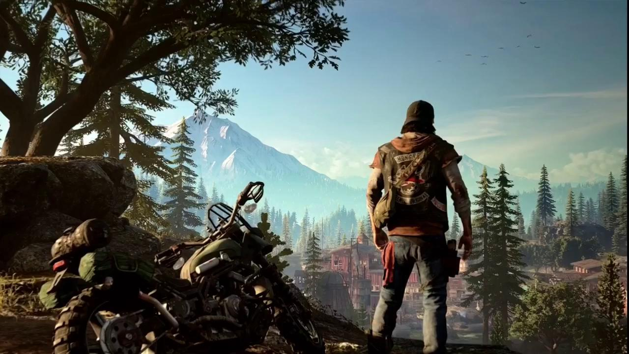 Days Gone wallpapers, Video Game, HQ Days Gone pictures ...