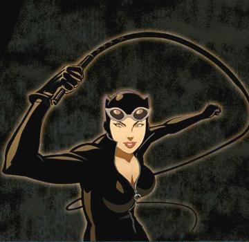 HQ DC Showcase: Catwoman Wallpapers   File 20.46Kb