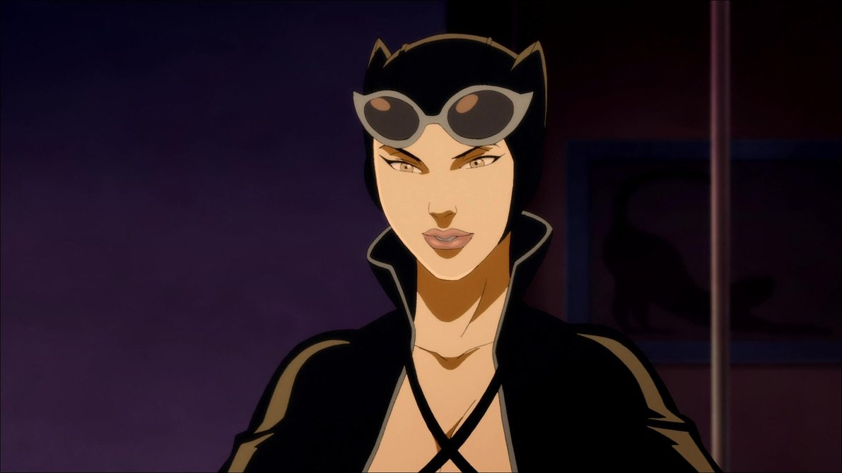 DC Showcase: Catwoman Pics, Cartoon Collection