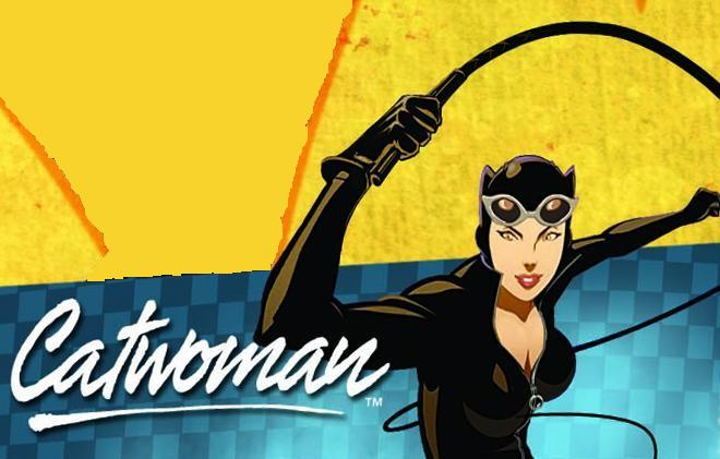 Nice Images Collection: DC Showcase: Catwoman Desktop Wallpapers