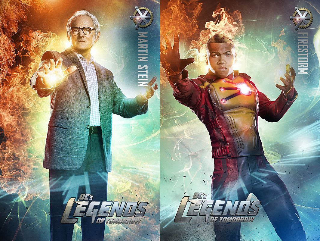 Dc S Legends Of Tomorrow Wallpapers Tv Show Hq Dc S Legends Of