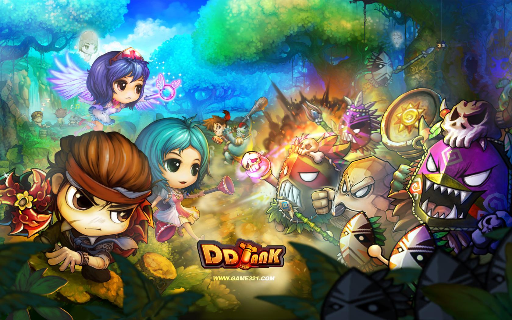 DDtank Pics, Video Game Collection