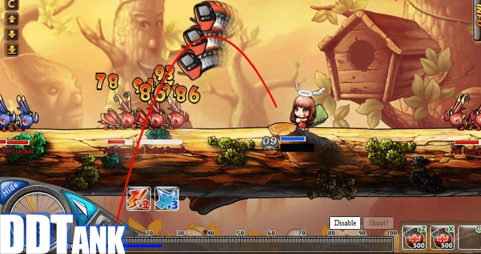DDtank Backgrounds, Compatible - PC, Mobile, Gadgets  700x370 px
